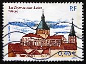 Postage Stamp France 2002 View Of La Charite-sur-loire