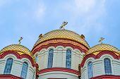 New Athos Monastery, Abkhazia.