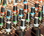 ajustar o equipamento para gravar som