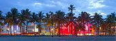 picture of beach hut  - Miami Beach - JPG
