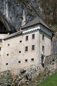 Predjama Grad Castle In Slovenia