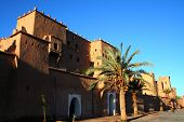 Kasbah In Ouarzazate