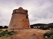 Torre De Sa Sal Rossa, Ibiza