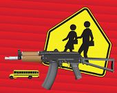 Weapons And School