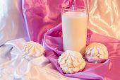 Zephyr and milk