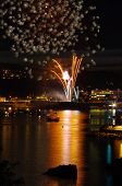 Fireworks over Torquay