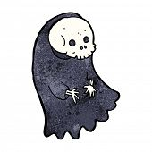 picture of ghoul  - cartoon spooky ghoul - JPG
