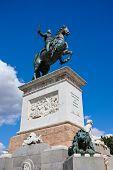 Statue of Felipe IV