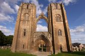Elgin Cathedral Church 1