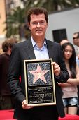 LOS ANGELES - MAY 23:  Simon Fuller arrives to the Walk of Fame Ceremony for Simon Fuller  on May 23