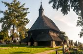 Wooden Church All Saints In Tvrdosin
