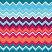 image of aztec  - Vector seamless aztec ornament - JPG