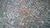 porphyry pavement