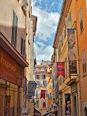 Grasse - Architecture Of Grasse Town