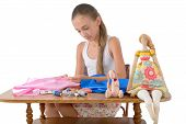 The Girl Sews Toys From Fabric