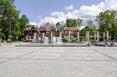 Independence Square, Zakopane