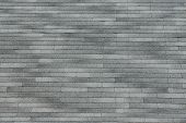 Grey Shingle Background Texture.