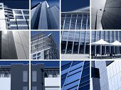 stock photo of modern building  - Modern Architecture - JPG