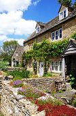 Pretty cottages, Lower Slaughter.
