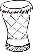 Bongo Drum Doodle