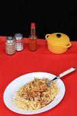 Spicy Cajun Pasta