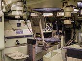 Inside A Military Tank