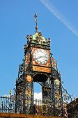 Eastgate clock, Chester.