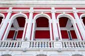 picture of neoclassical  - Building neoclassical style late 19th century Bulgaria Ruse - JPG