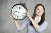 foto of punctuality  - remember about punctuality - JPG