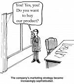 Improved Marketing and Communications Strategy