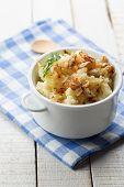Mashed Potato In Bowl