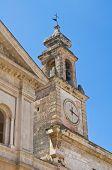 Church of St. Antonio. Fasano. Puglia. Italy.