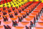 Stadium Seat.