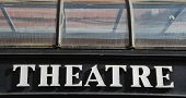 Theater Sign