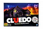 Cluedo Murder Mystery Game