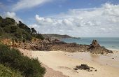 Beauport Bay, Jersey