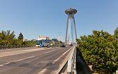 New bridge Bratislava