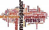 Newspaper Word Cloud