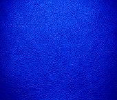 foto of bluebonnets  - Bluebonnet color leather texture background for design - JPG