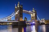 stock photo of london night  - A night - JPG