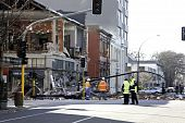 Christchurch Earthquake 4 Sep 2010
