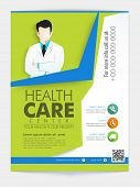 foto of health center  - Stylish template - JPG