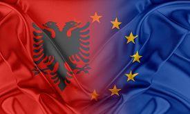 foto of albania  - European Union and Albania - JPG