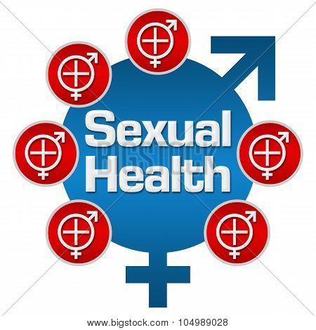Sexual Health Circular Poster Id104989028