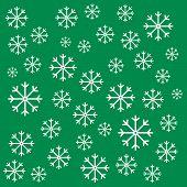 Snowflakes Falling 8