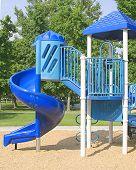 Slide Play Area