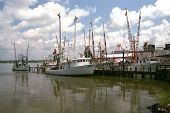 Shrimp Boats - Mississippi