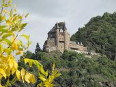 Burg Katz, St Goar, Germany