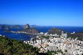 Botafogo And The Sugar Loaf