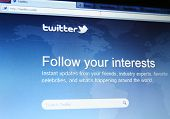 SAN FRANCISCO, CA  - MAY 25: After months of rumors, Twitter has finally announced that it has acqui